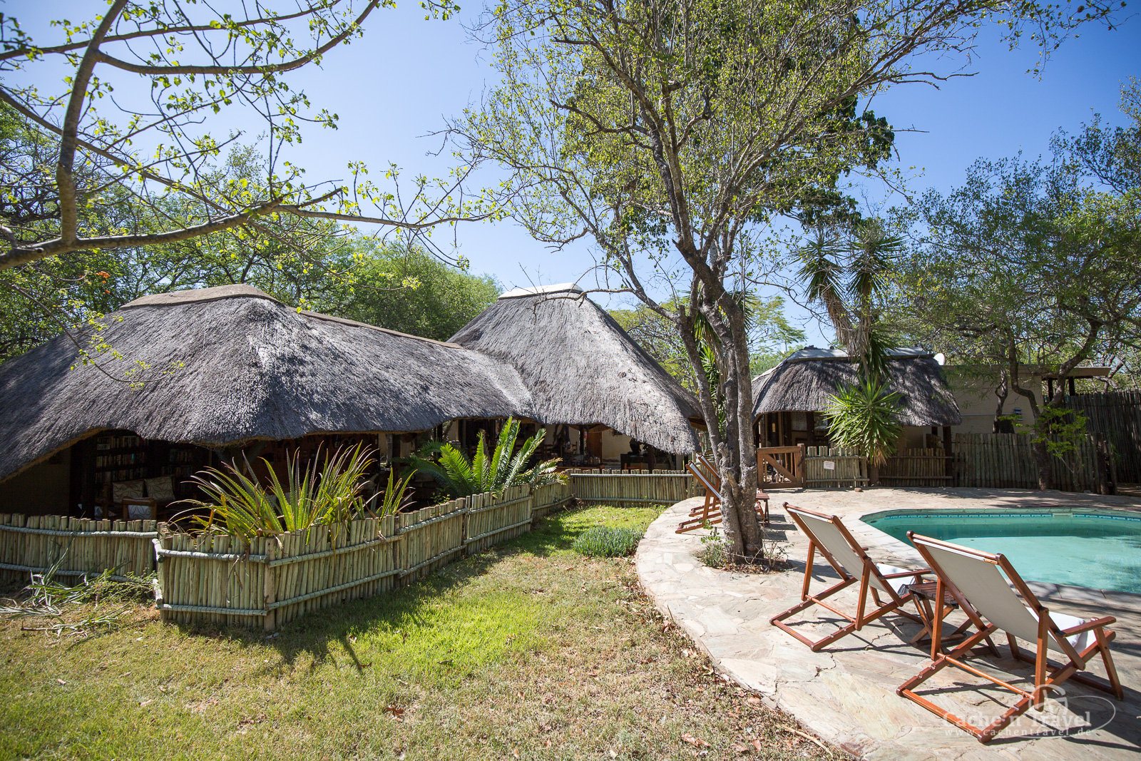 KwaMbili Lodge im Thornybush Game Reserve