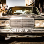 Mercedes W123 - 50mm | 1/800s | f4 | ISO100