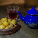 Arabisches Dessert - 50mm | 1/125s | f2,5 | ISO6400