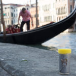 Geocaching in Venedig
