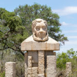 Paul-Kruger-Denkmal am Paul-Kruger-Gate