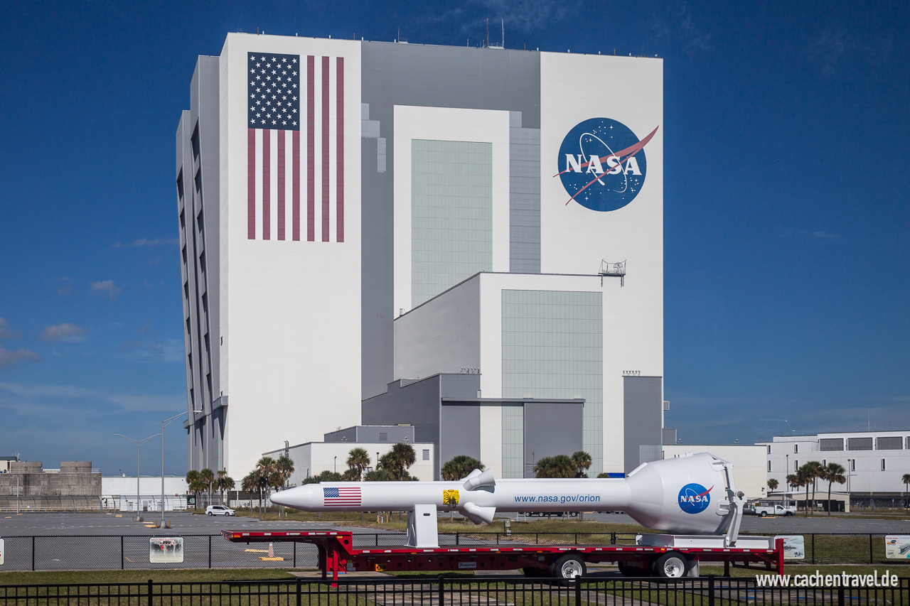 VAB - Vehicle Assembly Building