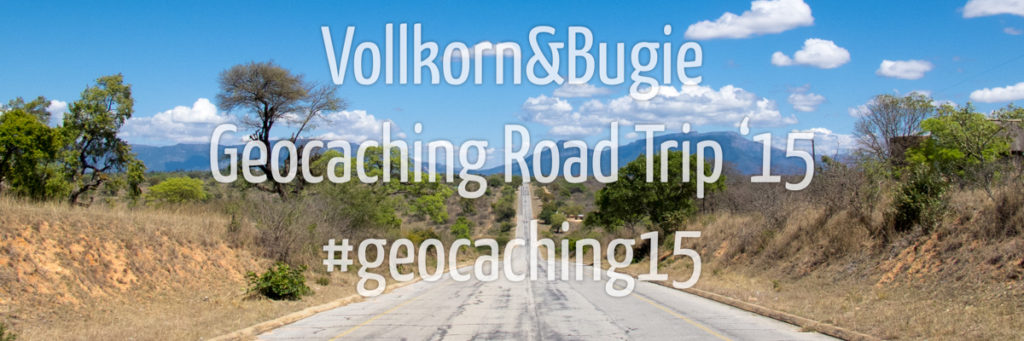 Geocaching Road-Trip 2015